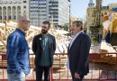 La Generalitat, la Diputación y el Ayuntamiento de Valencia trabajan conjuntamente en el proyecto marco 'Por unas Fallas sostenibles'