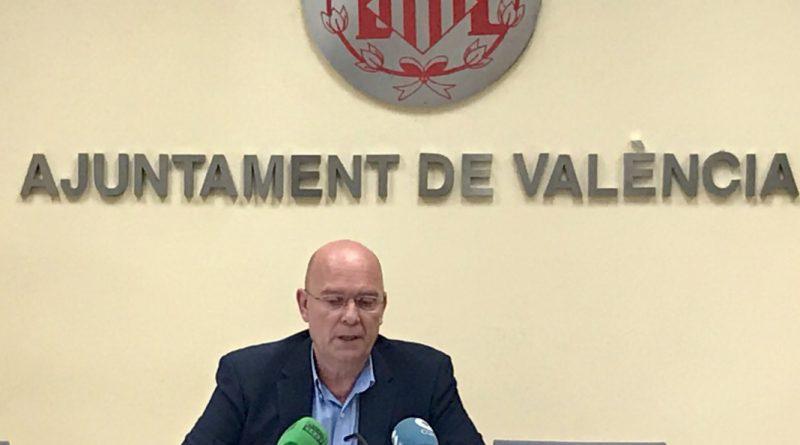 """Félix Crespo (PP): """"Fuset acaba el mandato como lo empezó, con irregularidades en la contratación menor"""""""