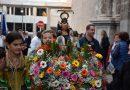 Els miracles de San Vicente Ferrer procesión del altar del Carmen y del Mercat