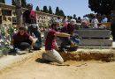 La Diputación inicia la excavación de una de las fosas de la Guerra Civil más grande de España