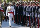 El rey destaca la labor diaria de las Fuerzas Armadas por la seguridad y libertad