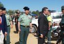 La Guardia Civil ha movilizado más de dos mil efectivos para garantizar la seguridad durante la celebración de EL ROCIO