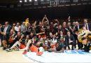 Valencia Basket culmina su gran obra maestra (87-76). Campeones de Liga Endesa