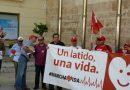 VOX Valencia participa en la Marcha por la Vida que ha recorrido Valencia