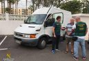 La Guardia Civil detiene en las Islas Canarias a un violento atracador de joyerías de 73 años que actuaba por toda Europa
