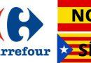 Carrefour elimina el español de su centro Carrefour Market Ramblas de Barcelona