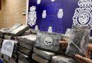 Se salta un control policial con 482 kilos de cocaína en su coche en Xirivella
