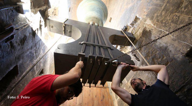 Campaners de la Catedral de Valencia participan esta semana en Berlín (Alemania) en la Cumbre Europea del Patrimonio Cultural