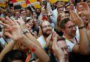 Rajoy felicita a Merkel, mientras el auge de AFD preocupa a Sánchez y Rivera