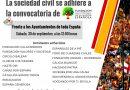 """La Fundación DENAES ha convocado a una """"Concentración"""" frente a los ayuntamientos de toda España"""