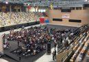 Podemos y sus confluencias se reúnen en Zaragoza junto ERC, PDECat, Compromís y PNV