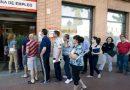El paro sube en en agosto en la Comunitat hasta los 398.087 desempleados