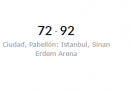 España pierde ante una brillante Eslovenia (72-92)