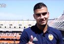 Vídeo: Así han sido las primeras horas de Andreas Pereira en Valencia