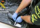 La Guardia Civil se incauta de tres kilos de metanfetaminas en el aeropuerto de Manises