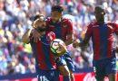 Levante – Getafe, choque entre iguales y al final 1-1