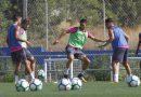 ACTUALIDAD LEVANTE UD: Vuelta a los entrenamientos