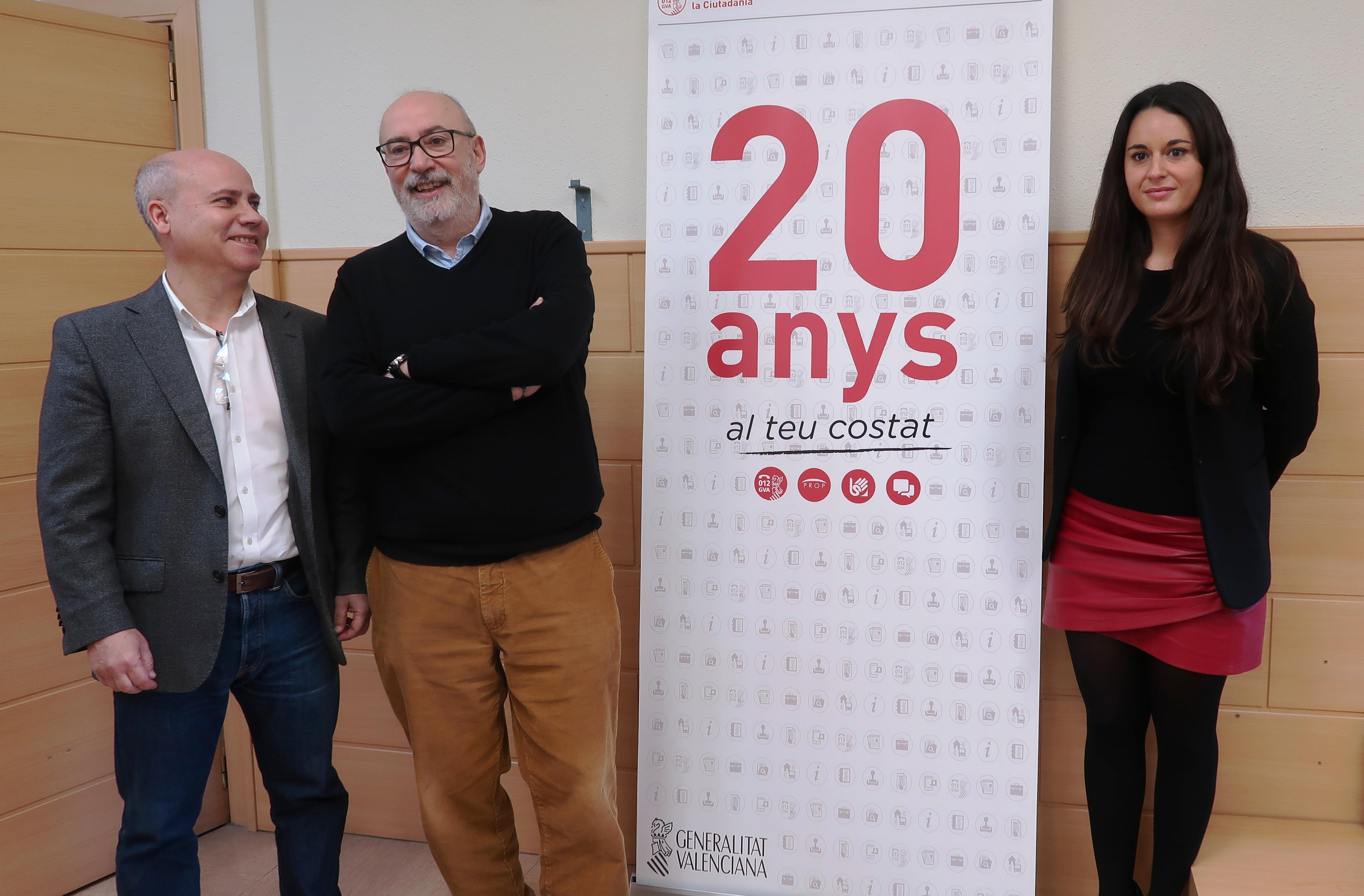 La generalitat dise a un nuevo prop el valenciano for Oficinas prop valencia