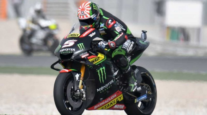 MotoGP Catar:Zarco se lleva la primera 'pole' del año a golpe de récord