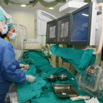 El Peset realiza la primera embolización de arteria gástrica de España