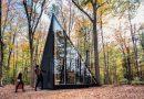 """Arquitectura: Una belleza de pequeña casa """"personalizable"""" que se puede armar donde quieras"""
