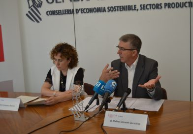 Climent anuncia un incremento de 2 millones de euros en las ayudas de mejora de polígonos