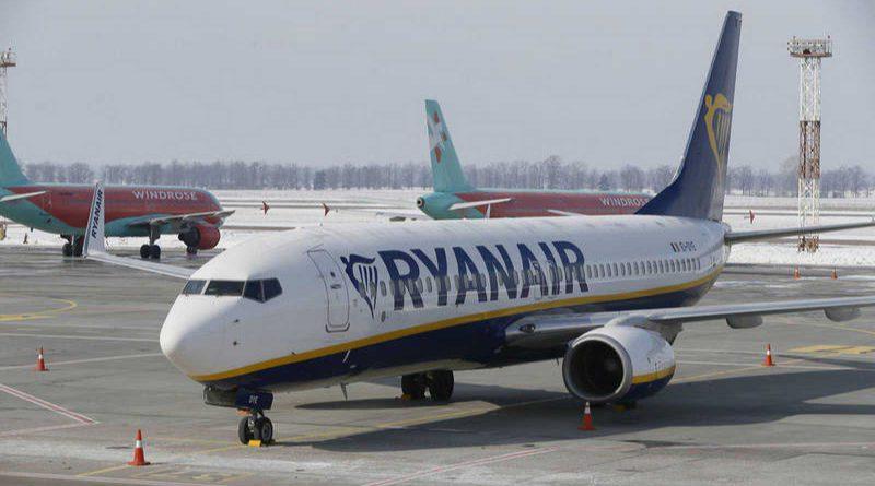 El 25 y 26 de julio Ryanair cancelará hasta 200 vuelos diarios en España
