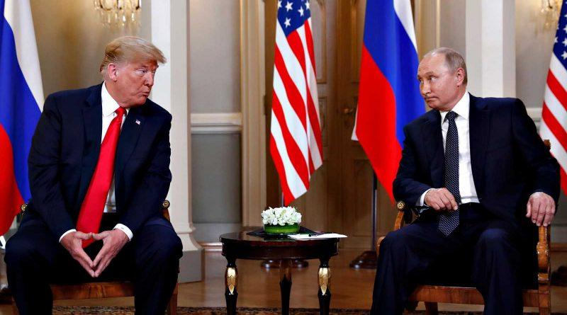 """Trump y Putin proclaman su buena sintonía en Helsinki: """"Hemos dado los primeros pasos hacia un futuro mejor"""""""