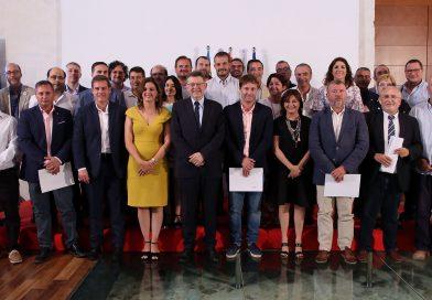 La Generalitat colaborará con 42 ayuntamientos de la provincia de Valencia para rehabilitar su patrimonio cultural a través de los fondos FEDER