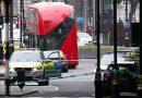 Posible atentado terrorista en Londres, tres heridos en un atropello deliberado frente al Parlamento británico