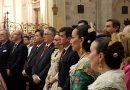 El Cardenal Cañizares preside el solemne Te Deum en la Catedral de Valencia con motivo del 9 de Octubre