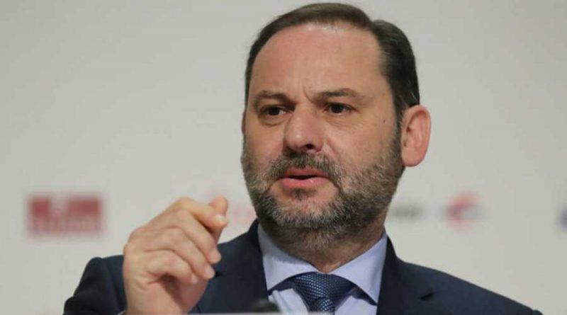 El ministro de Fomento, José Luis Ábalos, no descarta un adelanto de las elecciones generales en primavera.