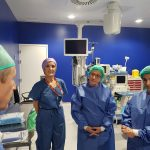 El Hospital de Sagunto estrena nuevos quirófanos de Urgencias, el área Materno-Infantil y la sala de Hematología-Oncología