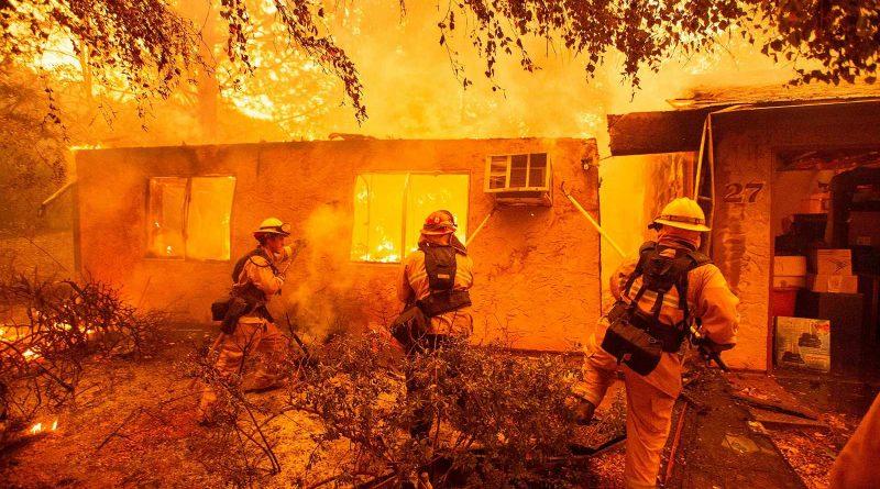 Ya son 66 los muertos y más de 600 los desaparecidos en los incendios de California