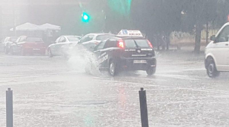Valencia activa el nivel 1 de emergencias por las fuertes lluvias