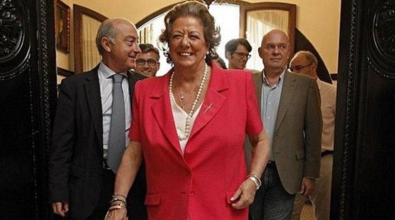 """El Ayuntamiento de Valencia condena de manera unánime el uso vejatorio de la imagen de Rita Barberá, no así, en """"Les Corts"""""""
