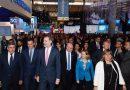 El rey Felipe VI y Pedro Sánchez inauguran el MobileMWC 2019 con un nuevo desplante de Torra
