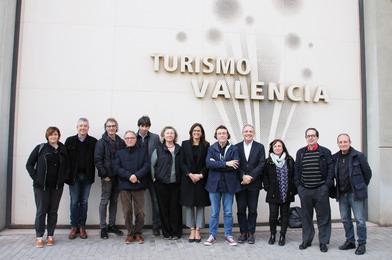 """Valencia se postula a candidata de los Premios """"Goya"""" en el centenario del nacimiento de Luis García Berlanga"""