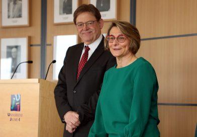 La Generalitat y la UJI firman un protocolo para la construcción de la segunda fase de la Facultat de Ciències de la Salut