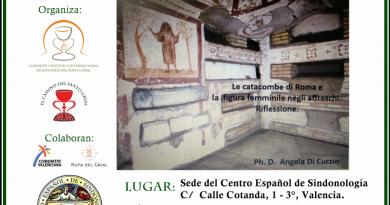 Se difunde por primera vez en la historiografía la presencia de mujeres en las catacumbas de Roma