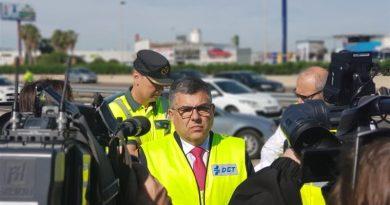 La distracción al volante provoca el 44% de accidentes mortales en la Comunitat Valenciana