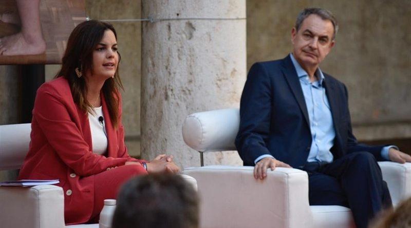 """Sandra Gómez abrirá una sede GAMA para víctimas de violencia de género: """"Esta sociedad ya tiene que ser feminista"""""""