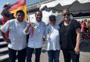 Pistoletazo de salida de la 59 edición del Concurso Internacional de Paella Valenciana de Sueca des de los EEUU