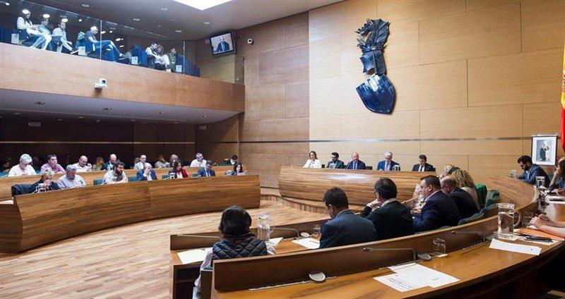 """La constitución de la Diputación de Valencia se retrasará """"por lo menos"""" hasta el 20 de julio"""
