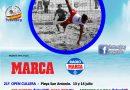 El 27º circuito Futvoley España llega a las playas del Mediterraneo
