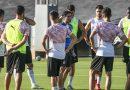 El Valencia CF realiza tres sesiones de entrenamiento