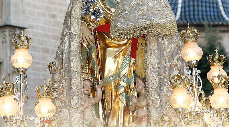 La Cañada conmemora el XX aniversario de la llegada de la Virgen de los Desamparados con un ciclo de conferencias y una nueva visita del 23 al 28 de julio de la Virgen.
