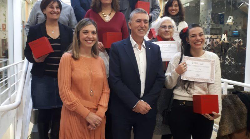 El Centro de Artesanía entrega los Premios Artesanía Comunidad Valenciana 2019 en su sexta edición