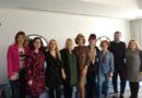 Balandret acoge un desayuno debate sobre moda con Dolores Cortés, Miquel Suay, Amparo Chordá, Andra Cora y Alba Cache Croché