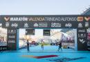 Joshua Cheptegei bate el récord del mundo (26:38) en la despedida del 10K Valencia Trinidad Alfonso